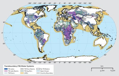 TB Water Systems of the World