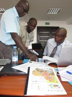 TWAP Groundwater Regional Workshop for Western and Central Africa, 22-24 July 2014, Dakar
